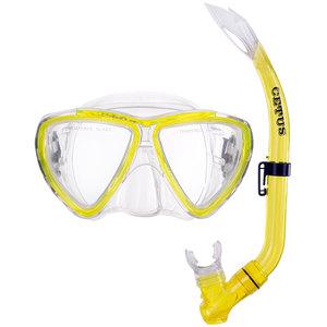 Kit de Mergulho Infantil Máscara+Respirador Cetus Bari
