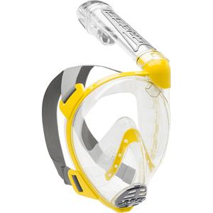 Máscara de Mergulho e Snorkeling Full Face Cressi Duke