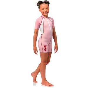 Roupa de Neoprene Infantil Cressi Short Baby Girl