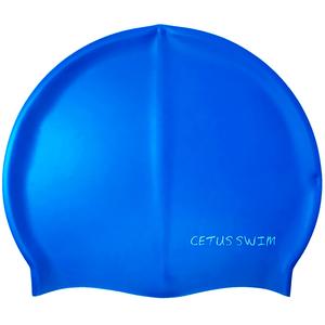 Touca de Silicone para Natação Cetus